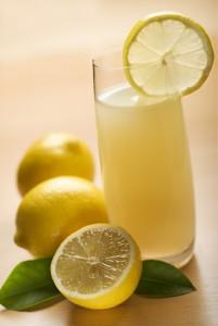 Lemonade med Lavendel æterisk olie